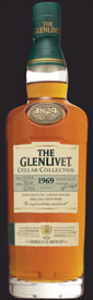 The Glenlivet Cellar Collection 1969